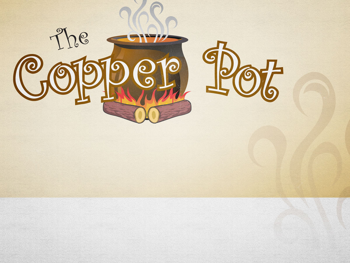 Copper Pot Logo
